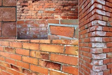 Spalling Bricks : Spalling Brick Cause and Repair