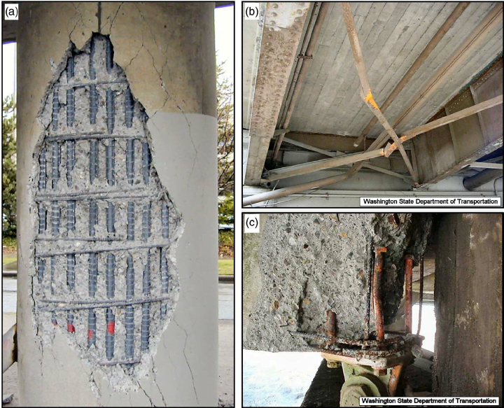 Photo of Spalling Concrete: Spalling Concrete  Causes ,prevention and Repair