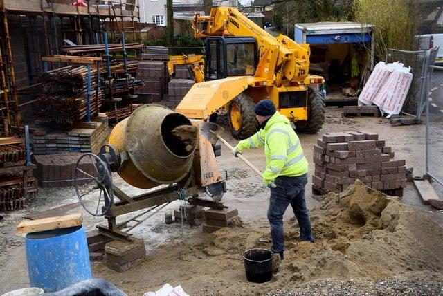 Concrete making Procedure