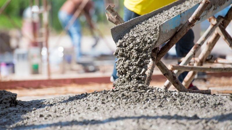 Raw Concrete