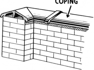 coping in construction